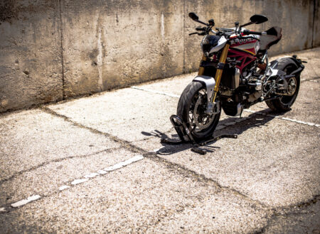 Ducati Monster Motorcycle 7