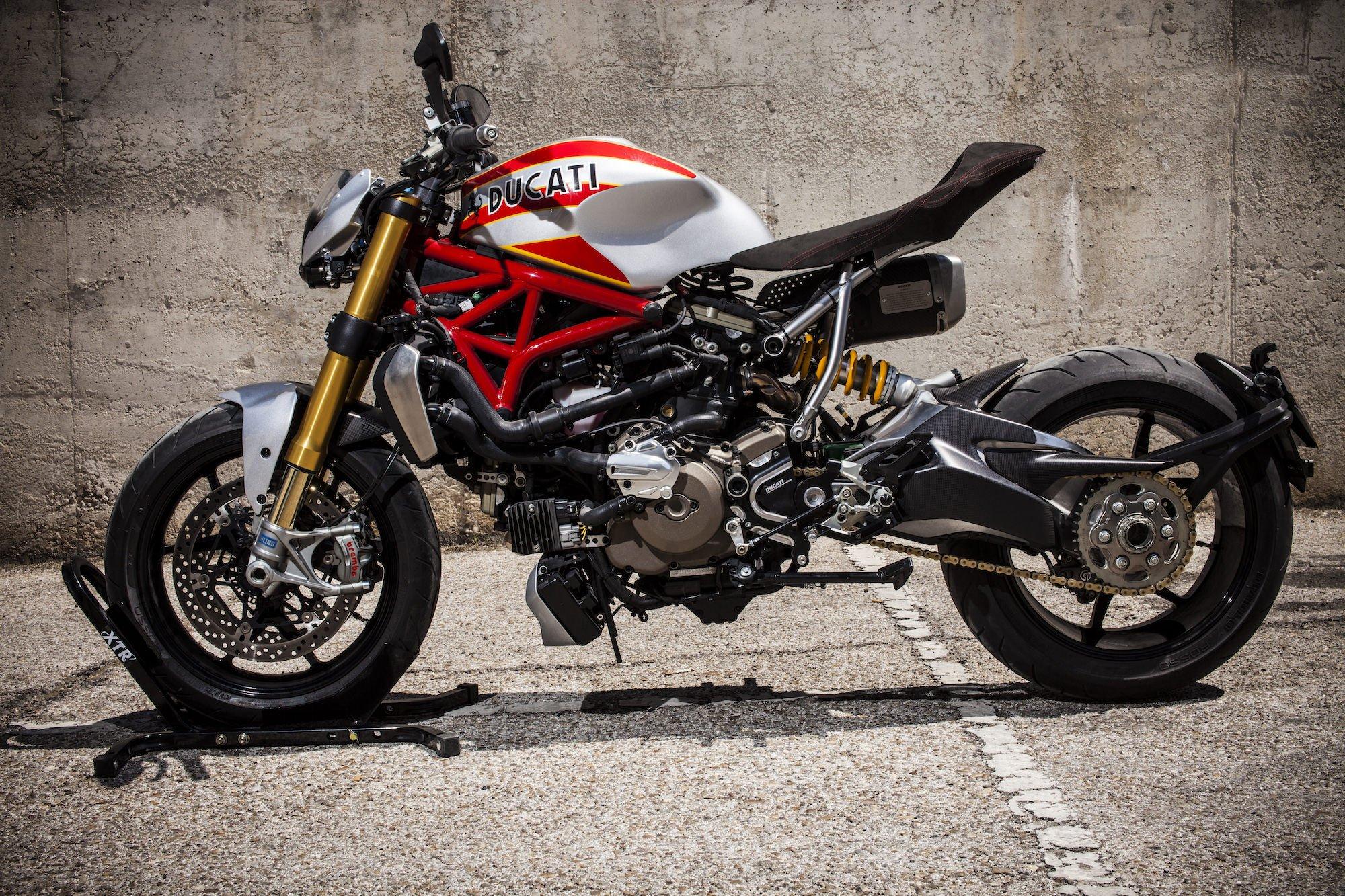 Xtr Pepo Ducati Monster 1200 S