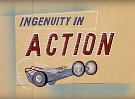 Ingenuity in Action 450x330 - Ingenuity in Action: 1950's Hot Rod Documentary