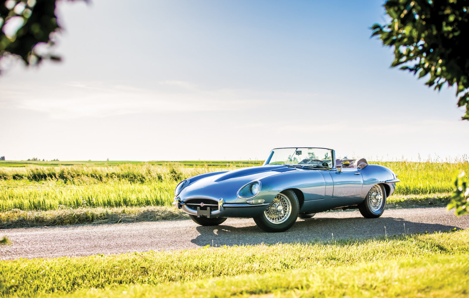 1965 Jaguar E-Type Roadster