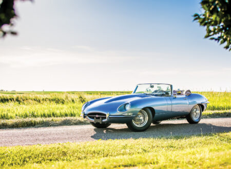 Jaguar E Type Roadster 450x330 - 1965 Jaguar E-Type Roadster