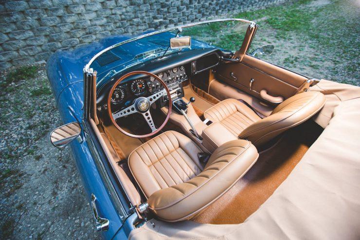 Jaguar E-Type Roadster 5