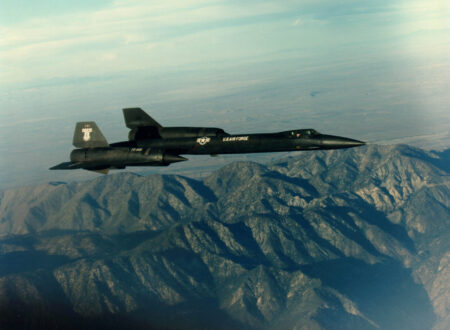 Lockheed YF 12 450x330 - Documentary: The Lockheed YF-12