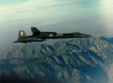 Lockheed YF 12 450x330