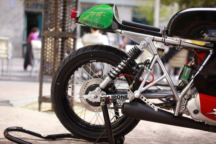 Mash Two Fifty Motorcycle 10