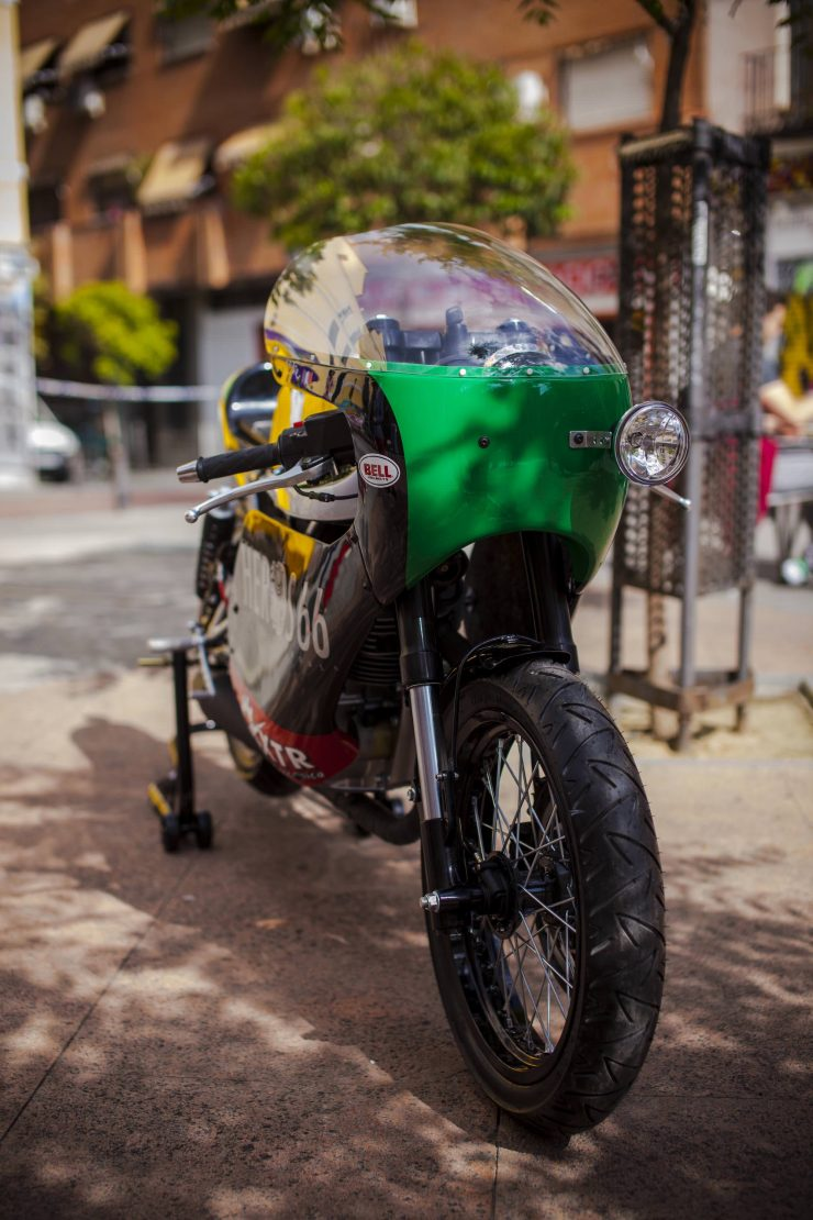 Mash Two Fifty Motorcycle 14