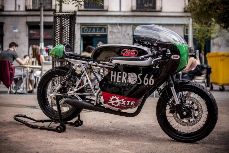 Mash Two Fifty Motorcycle 17