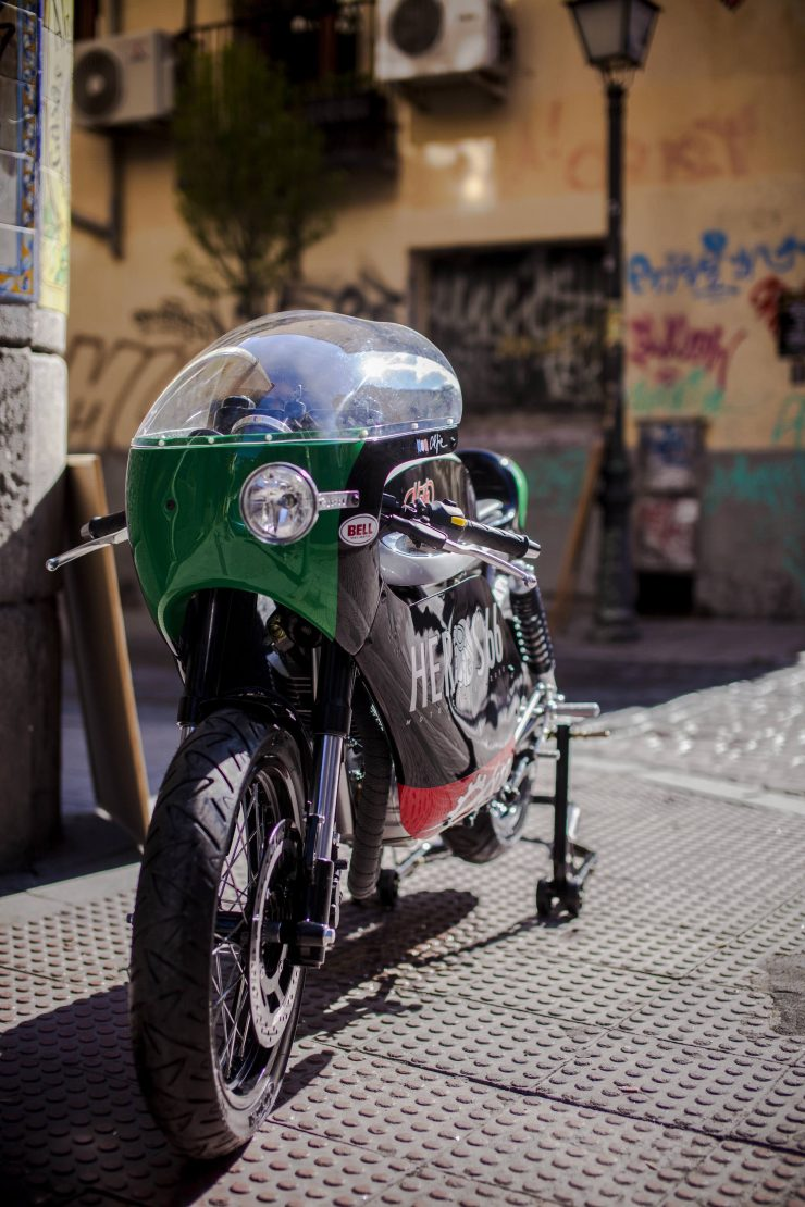 Mash Two Fifty Motorcycle 2
