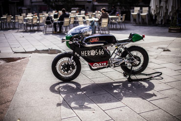 Mash Two Fifty Motorcycle 4