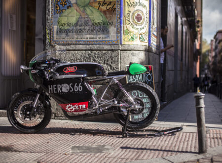 Mash Two Fifty Motorcycle 450x330 - Mash Two Fifty Cafe Racer by XTR Pepo