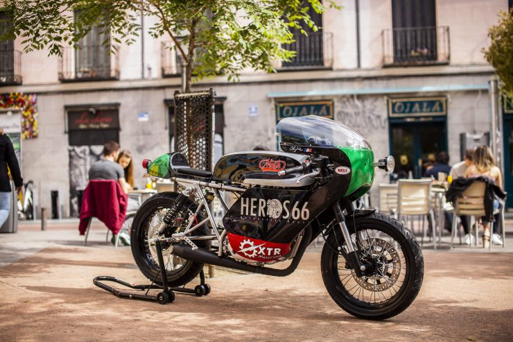 Mash Two Fifty Motorcycle 8