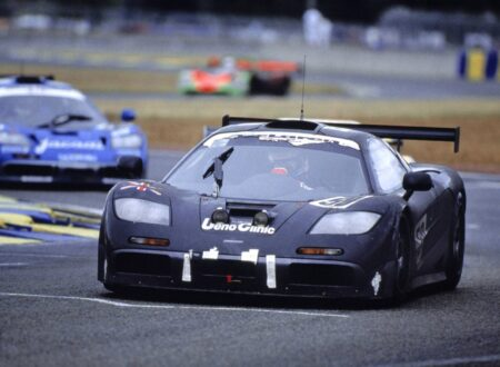 McLaren at LeMans Persuit of Perfection