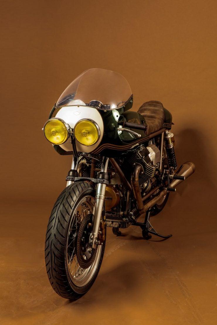 Moto Guzzi Le Mans 1000 13