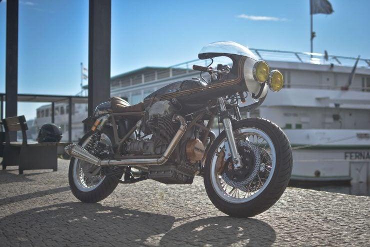 Moto Guzzi Le Mans 1000 4