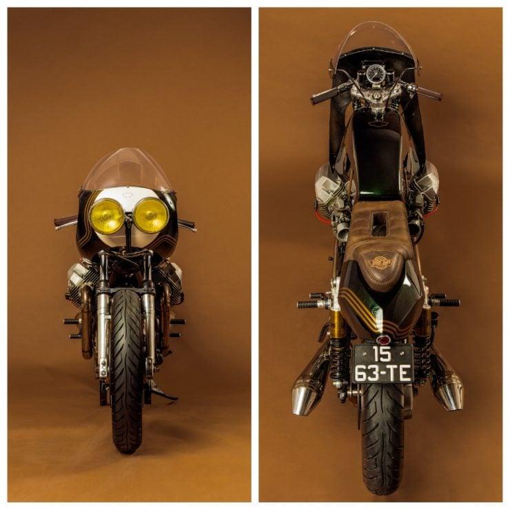 Moto Guzzi Le Mans 1000 Motorcycle