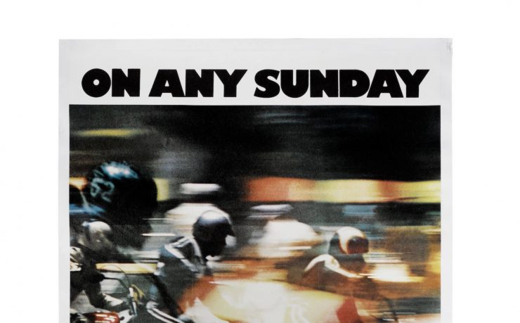 On Any Sunday Promotional Posters