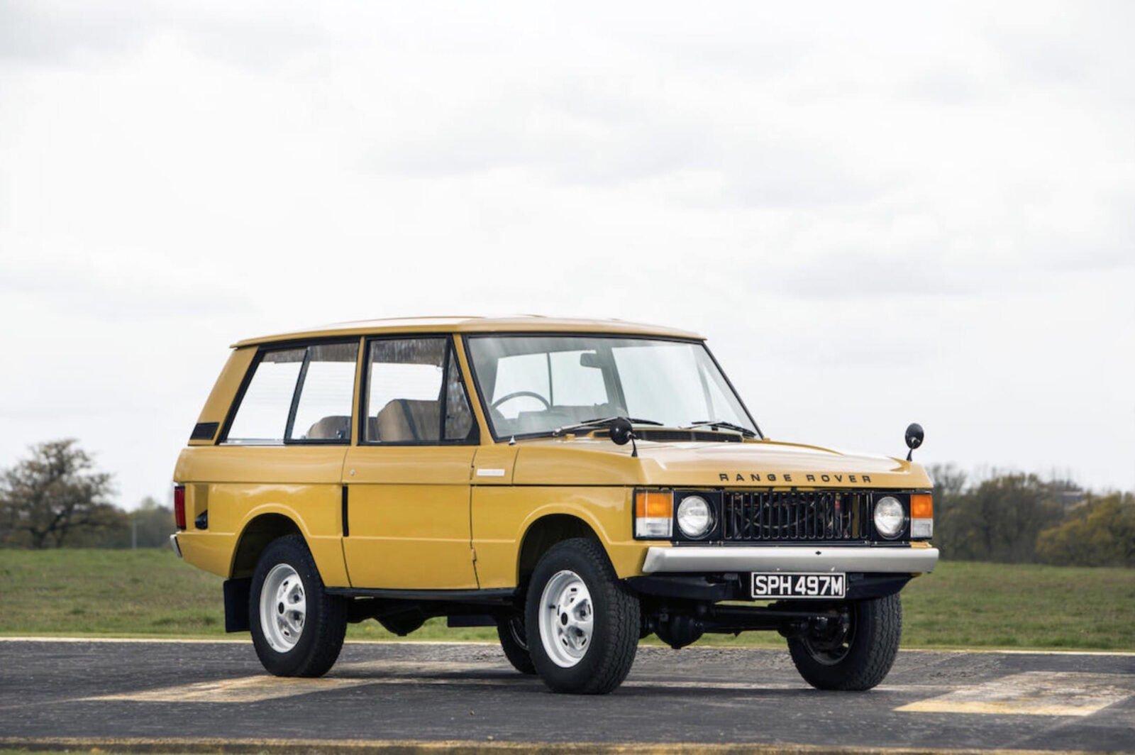Range Rover Classic 1600x1064 - Range Rover Classic Two-Door