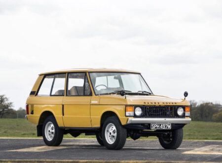 Range Rover Classic 450x330 - Range Rover Classic Two-Door