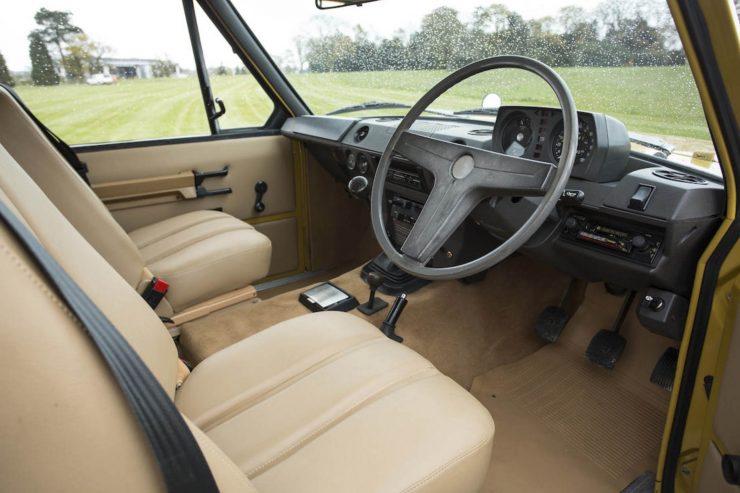 Range Rover Classic 5