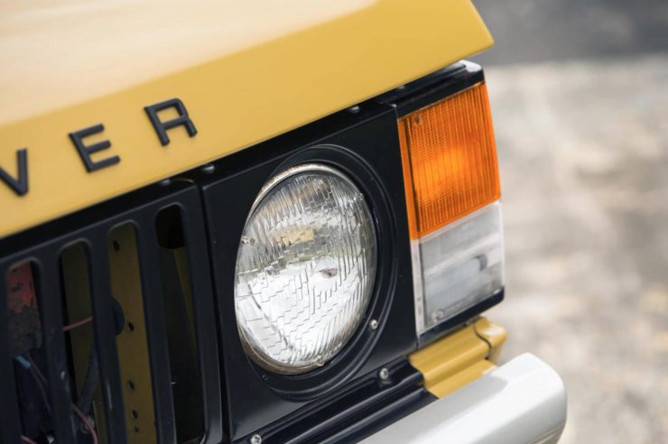 Range Rover Classic 7