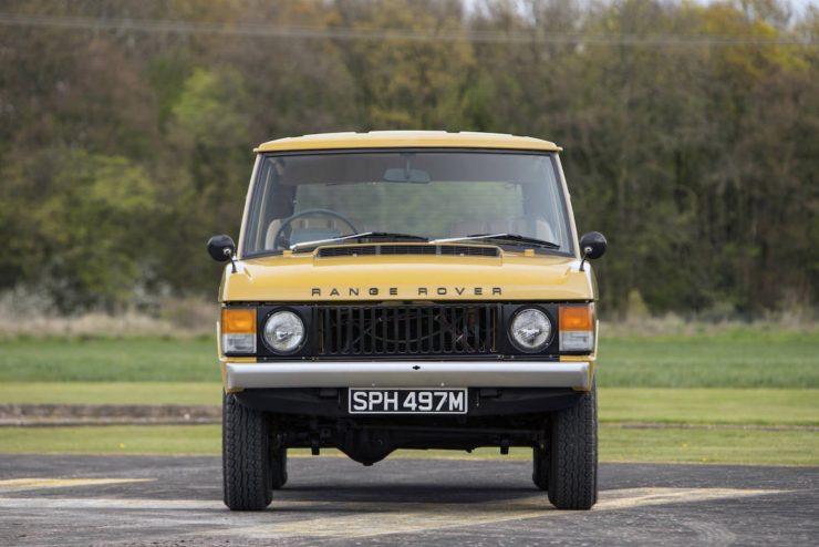 Range Rover Classic 8