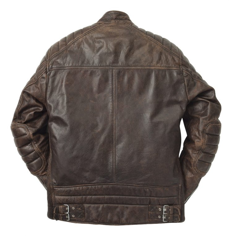 Ride & Sons Empire Leather Jacket 1