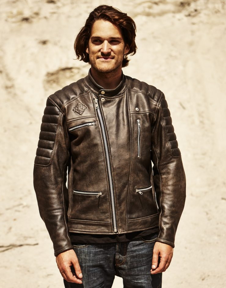 Ride & Sons Empire Leather Jacket 2