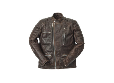 Ride & Sons Empire Leather Jacket
