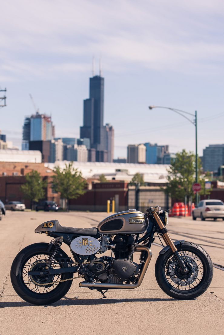 Triumph Bonneville by Analog Motorcycles 3