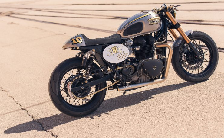 Triumph Bonneville by Analog Motorcycles 5