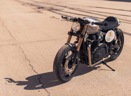 Triumph Bonneville by Analog Motorcycles 8