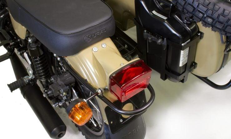 Ural Sidecar Motorcycles 1