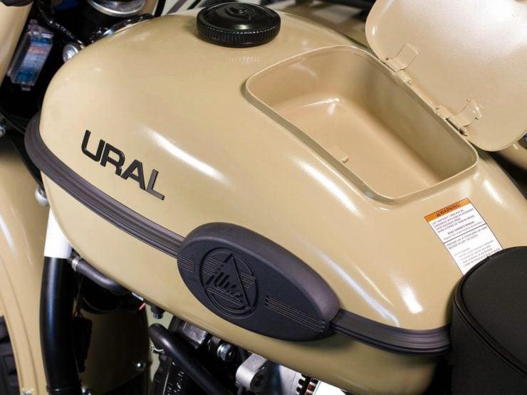 Ural Sidecar Motorcycles 10