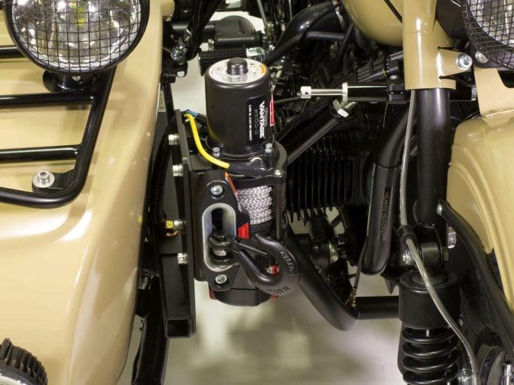 Ural Sidecar Motorcycles 11