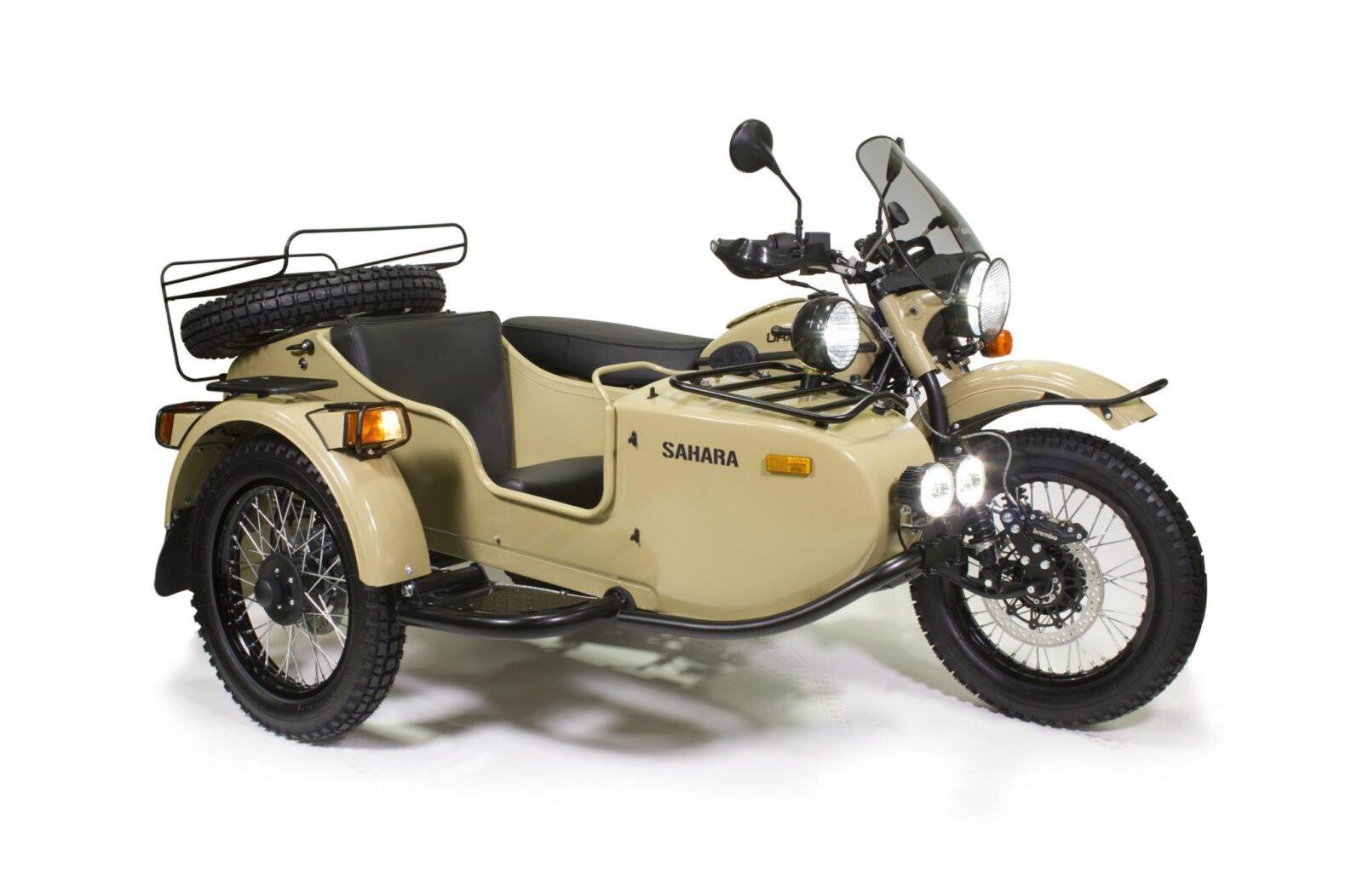 Ural Sidecar Motorcycles 1600x1052 - Ural Sahara