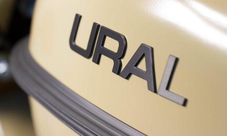 Ural Sidecar Motorcycles 2