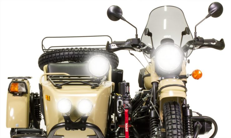 Ural Sidecar Motorcycles 4