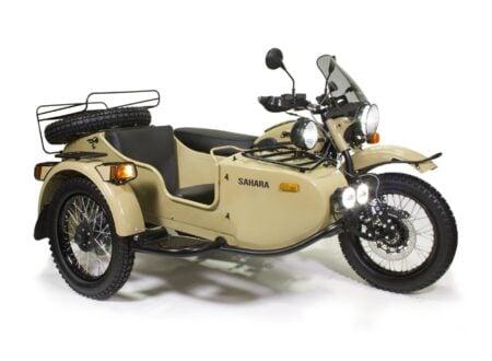 Ural Sidecar Motorcycles