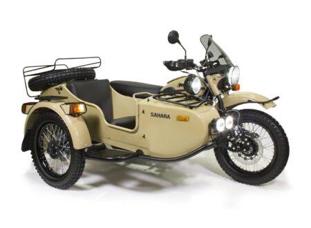 Ural Sidecar Motorcycles 450x330 - Ural Sahara