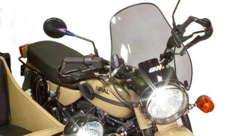 Ural Sidecar Motorcycles 5
