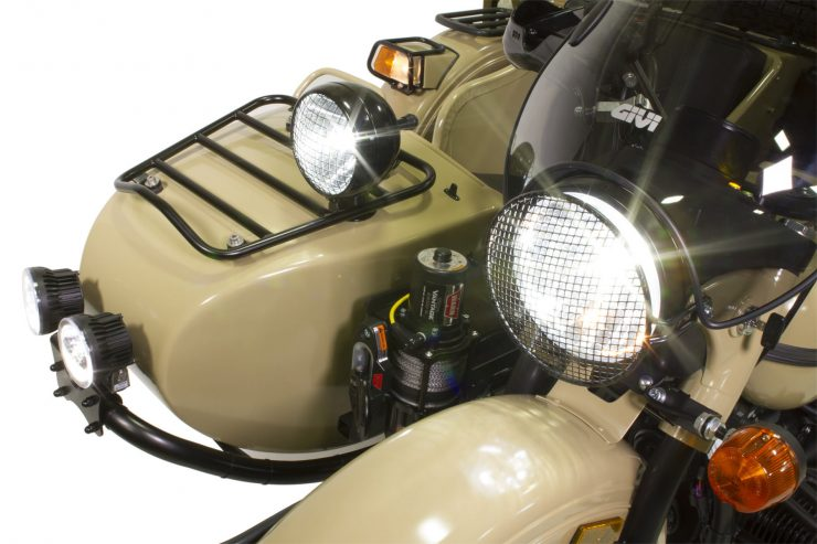 Ural Sidecar Motorcycles 7