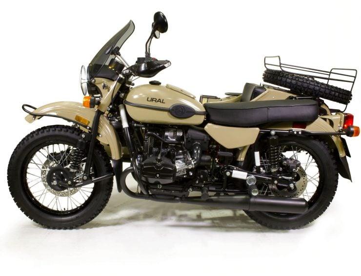 Ural Sidecar Motorcycles 9