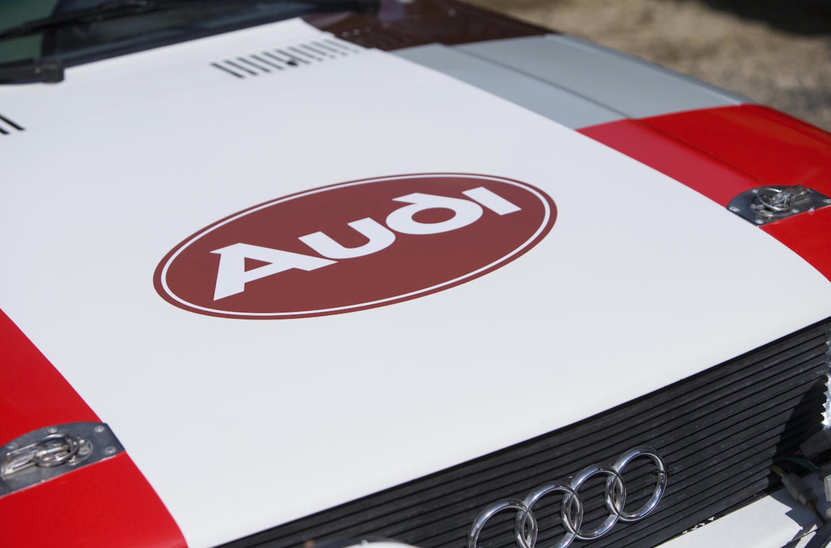 1981 Audi Quattro