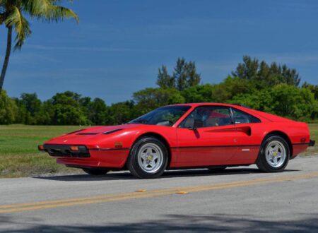 ferrari 308 gtb 19 450x330 - The First Ferrari 308 GTB Quattrovalvole