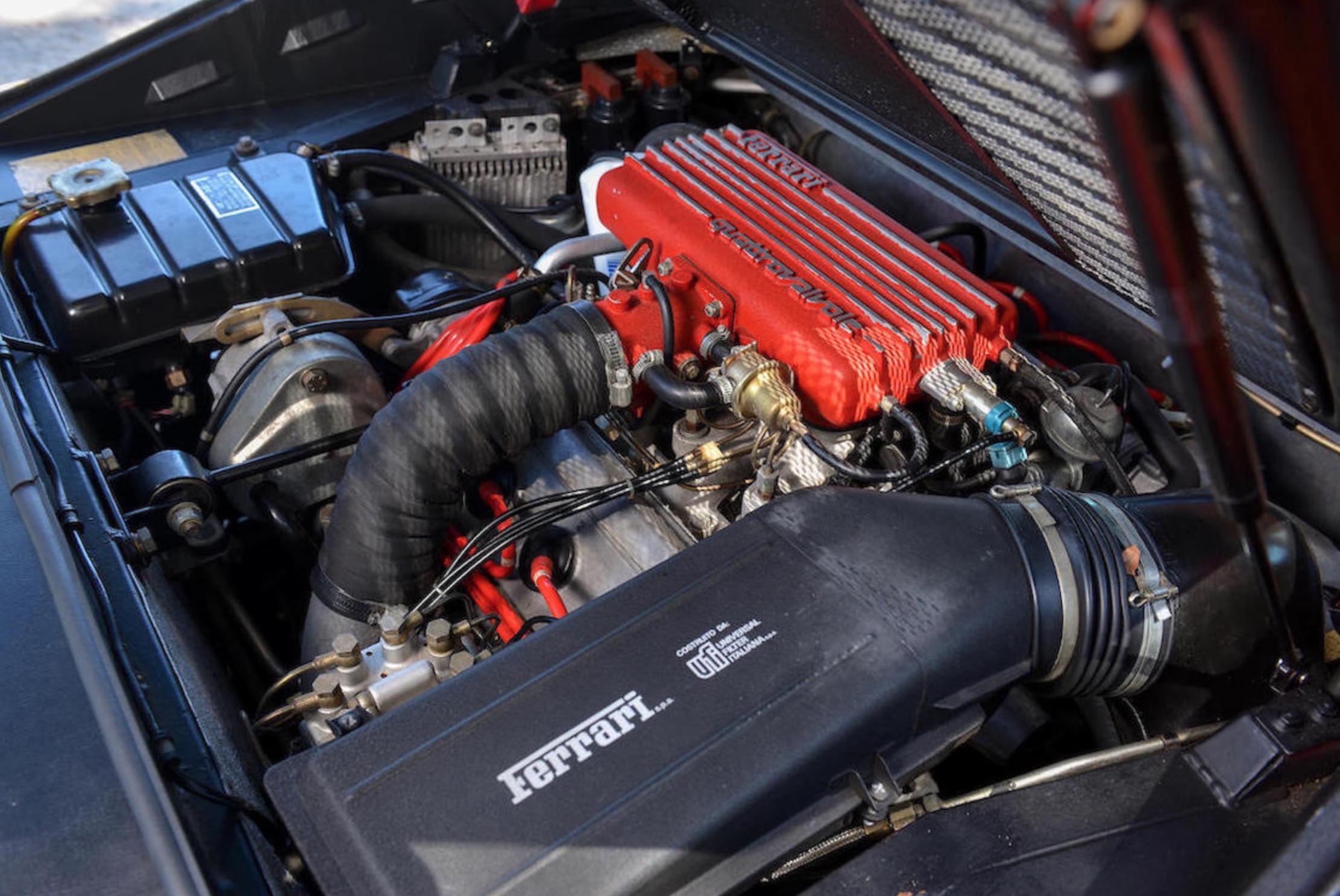 The First Ferrari 308 Gtb Quattrovalvole Fuse Box