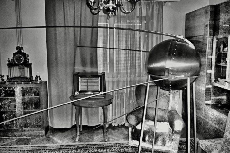 original Sputnik-1 satellite