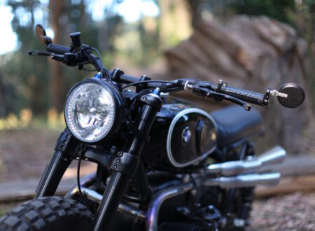 BMW Scrambler Motorcycle 7 450x330 - BMW R100 Scrambler