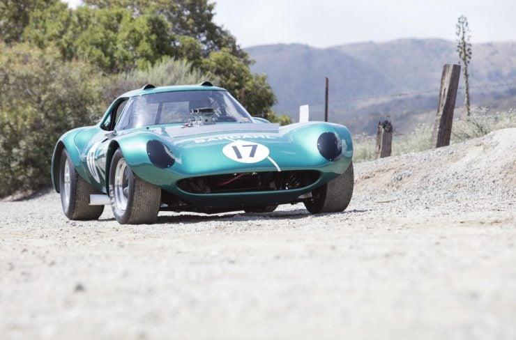 Bill Thomas Cheetah GT 16