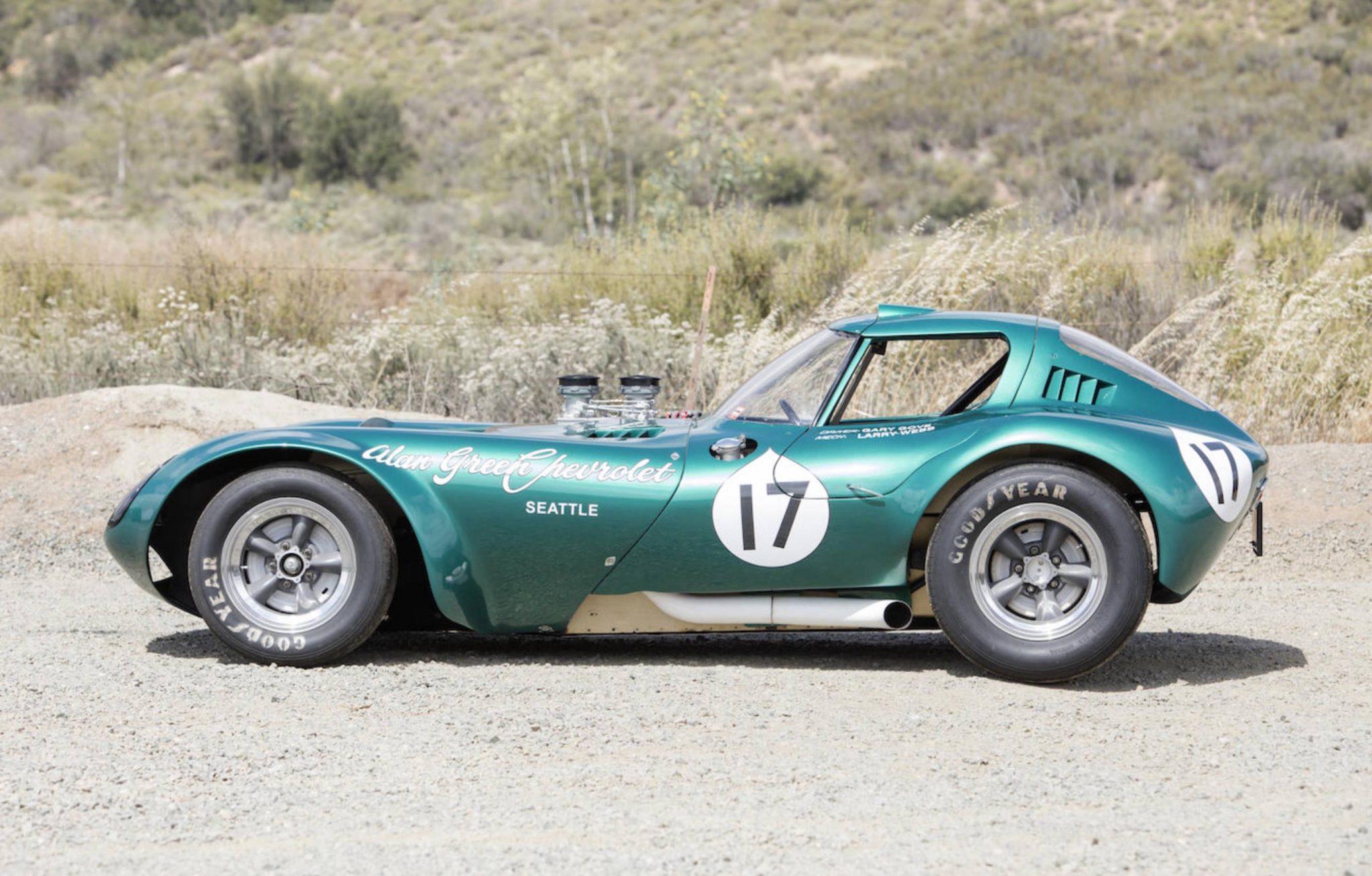 Bill Thomas Cheetah Race Car