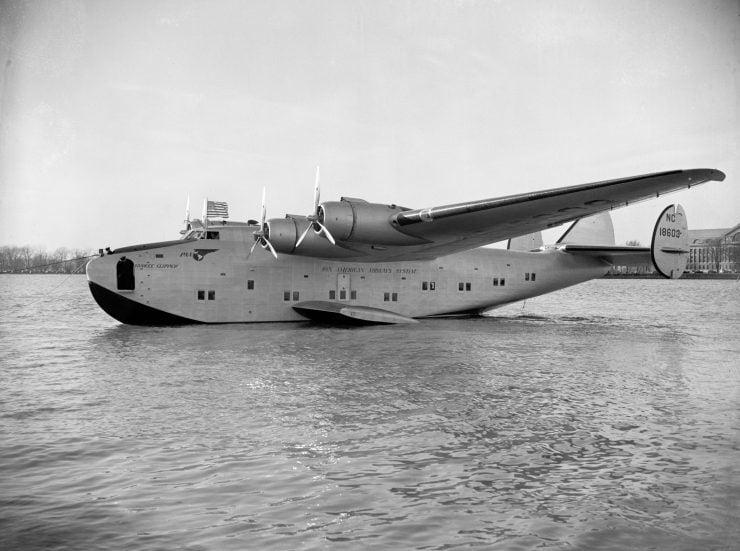 Boeing 314 Clipper Wallpaper